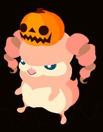 帽子/かぼちゃ