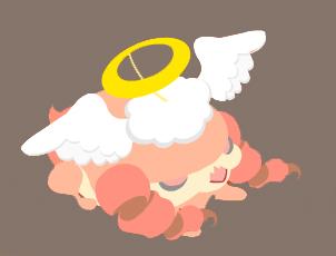 帽子/天使