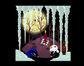 パッシーと枯れ木で 3